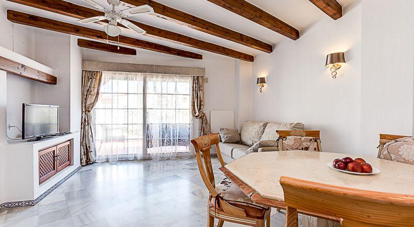 Стильные апартаменты с 2 спальными в люксовом ЖК