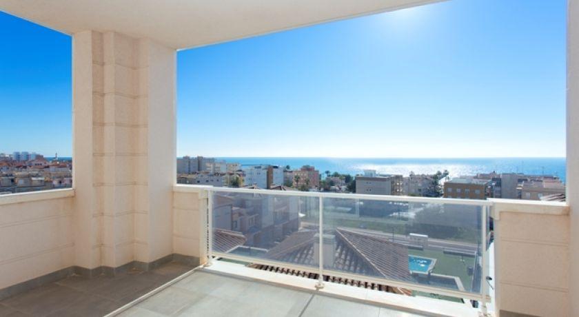 Tаунхаусы в Santa Pola, Gran Alacant - Santa Pola, Коста Бланка юг.. От 198 000 евро - таунхаус в Santa pola (Alicante)