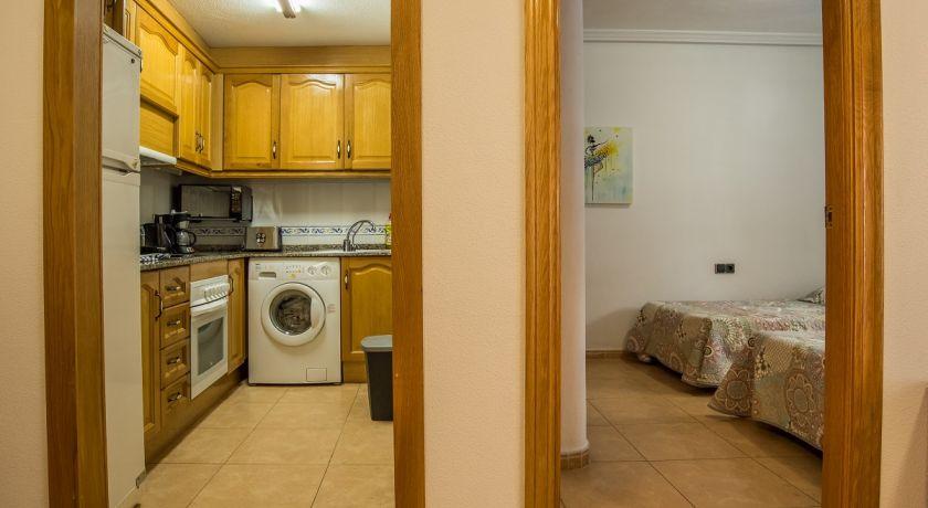 отличная квартира в Торревьехe на второй линии моря - квартира в Torrevieja (Alicante)