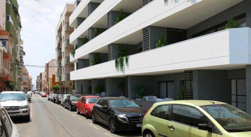 Апартаменты с 1 спальней и террасой на первой линии моря MAR DE PULPI  От 92.000€ -- REF: PM-1 - квартира в Pulpí (Almeria)
