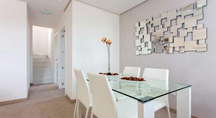 Бунгало на нижнем этаже с двором ЖК BREZEES в спальном районе Торревьехи, Агуас Нуэвас --- REF: PM-16 - бунгало в Torrevieja (Alicante)