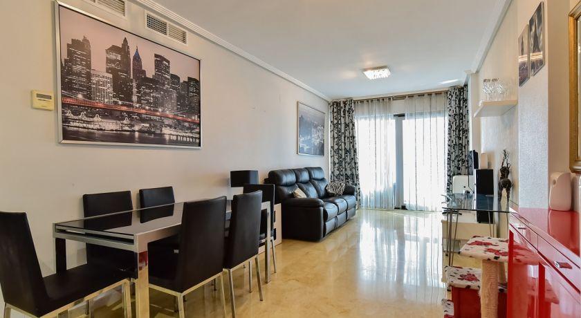 Квартира на первой линии моря - 2 спальни - 97 m2 - CALAS DE TORREVIEJA 21 - 154.900 € - квартира в Torrevieja (Alicante)