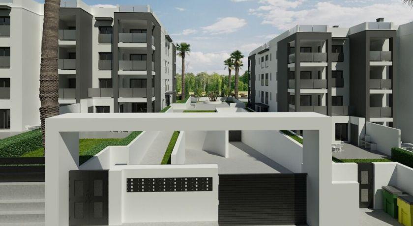 Valentino Golf Вильямартин новый жилой комплекс с одно- и двухспальными апартаментами - квартира в Torrevieja (Alicante)