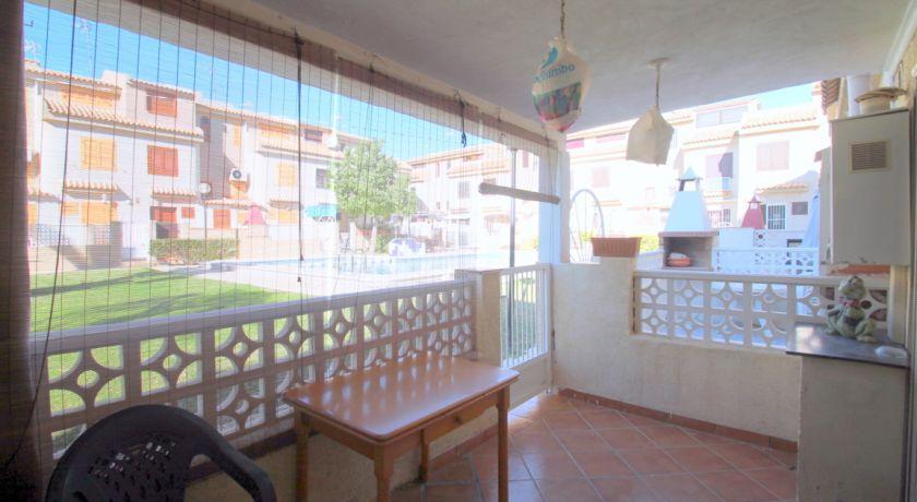 Дуплекс в Лос Фруталес с 3 спальнями и коммунальным бассейном - 126.900€ - Ref: R4476 - квартира в Torrevieja (Alicante)