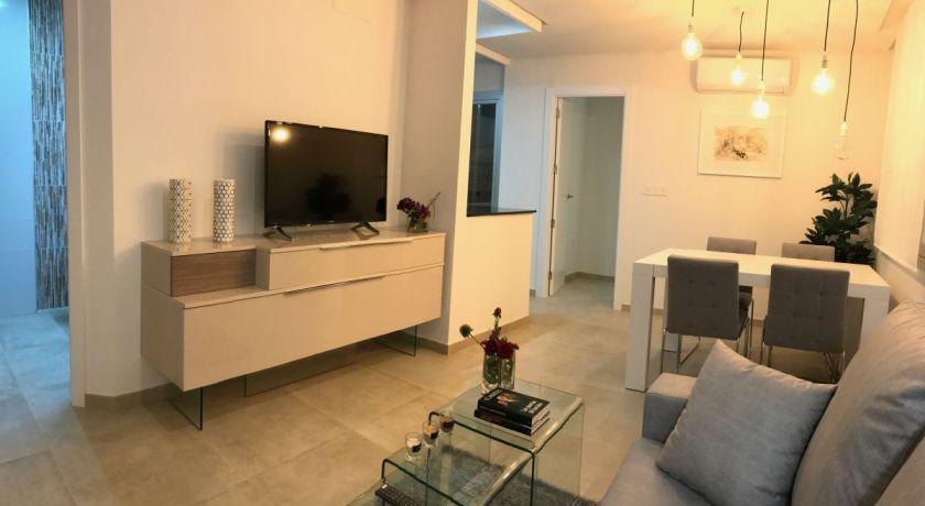 верхние этажи в новом ЖК Oasis Place -Ориуэла Коста. Ref: PM-7 - бунгало в Orihuela (Alicante)