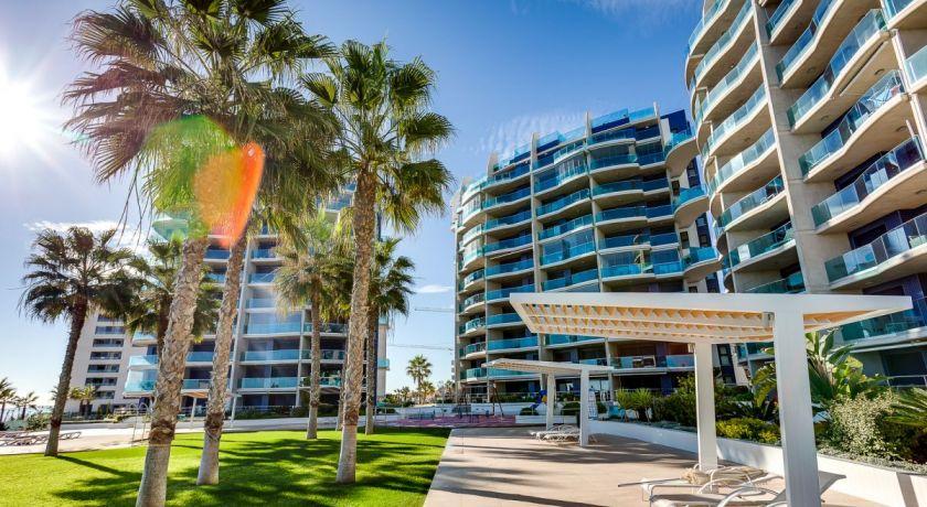 2-Cпальные апартаменты на 7-м этаже в новом жилом комплекте Sea Senses на 1-й линии моряRef: А316 - квартира в Torrevieja (Alicante)