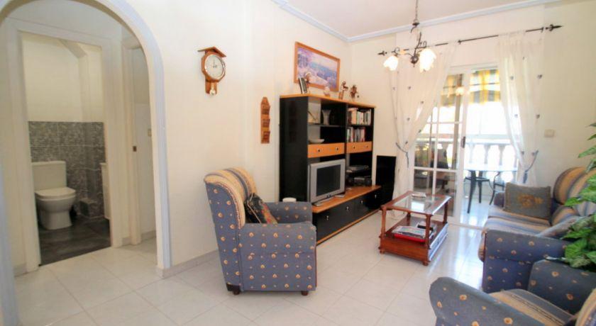 Бунгало на верхнем этаже с видом на Арома парк 2 спальни + на солярии. Цена 86.900€ REF: 71 - 4180 - бунгало в Torrevieja (Alicante)